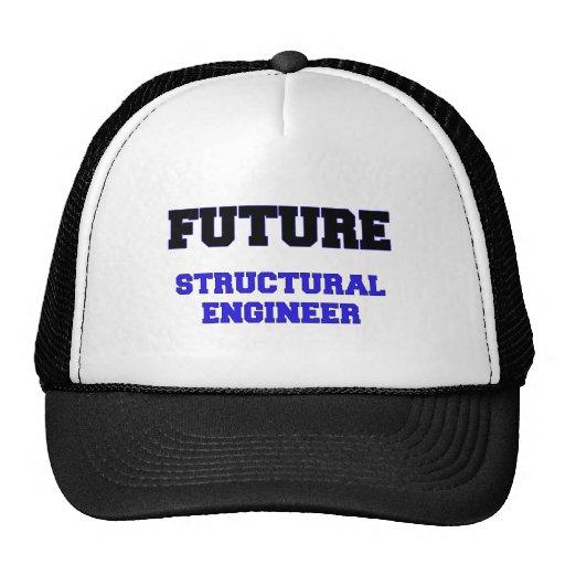 Ingeniero estructural futuro gorro de camionero
