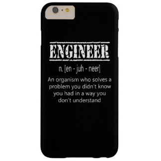Ingeniero Funda Barely There iPhone 6 Plus