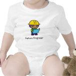 Ingeniero futuro trajes de bebé