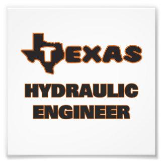 Ingeniero hidráulico de Tejas Fotografía