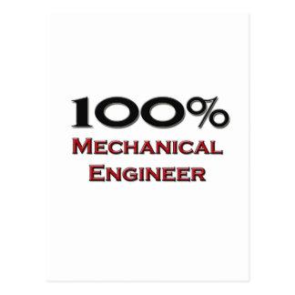 Ingeniero industrial del 100 por ciento postal