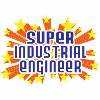 Ingeniero industrial estupendo escultura fotográfica