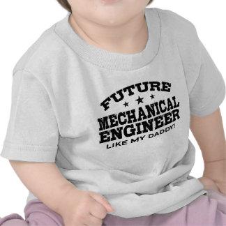 Ingeniero industrial futuro camiseta