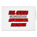 Ingeniero industrial malvado del genio… felicitaciones