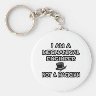 Ingeniero industrial… no un mago llavero redondo tipo pin