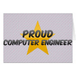 Ingeniero informático orgulloso felicitacion