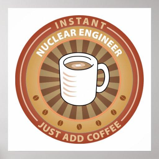 Ingeniero nuclear inmediato impresiones