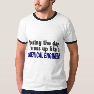 Ingeniero químico durante el día playeras