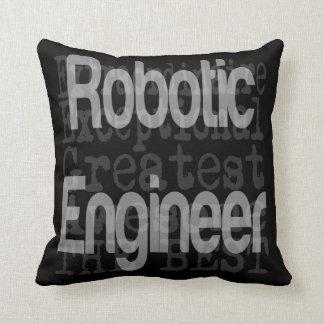 Ingeniero robótico Extraordinaire Almohadas