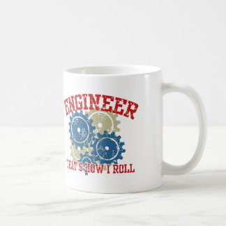 Ingeniero Taza De Café