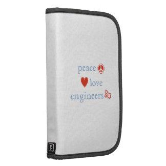 Ingenieros del amor de la paz organizador