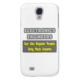 Ingenieros electrónicos… más elegantes funda samsung s4