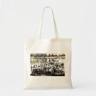 Ingenieros franceses de WWI en Grenoble Bolsa Tela Barata