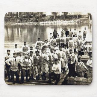 Ingenieros franceses de WWI en Grenoble Alfombrilla De Raton