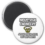 Ingenieros industriales. Gente regular, solamente  Iman Para Frigorífico