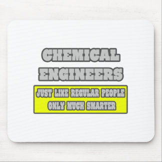 Ingenieros químicos… mucho más elegantes tapete de ratón