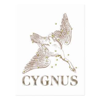 INGENIOS: Cygnus Tarjeta Postal
