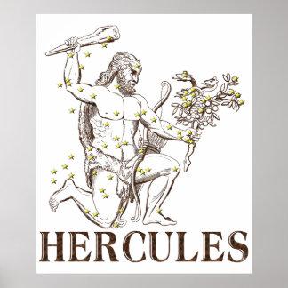 INGENIOS: Hércules Poster