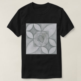INGENIOUS-BLACKHOLE WIDE FRONT T T-Shirt