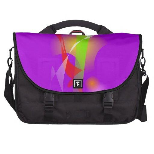 Ingenuity Purple Laptop Commuter Bag