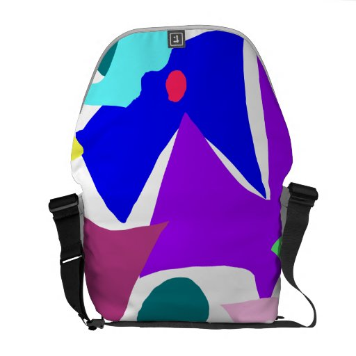 Ingenuous Young Athlete Ground Produce Messenger Bags