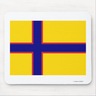Ingermanland flag mouse pad