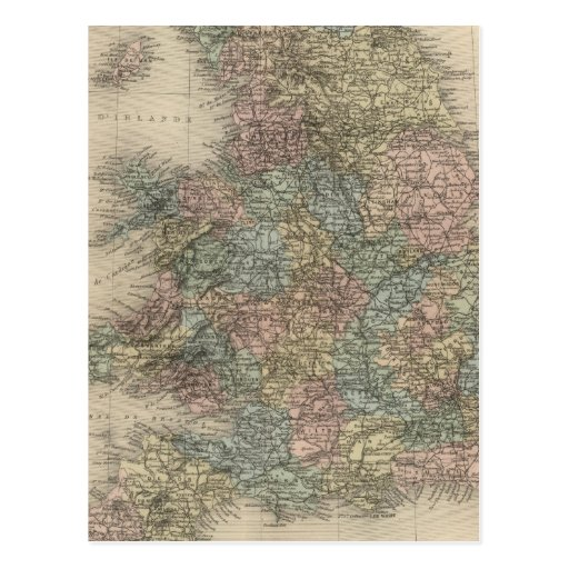 Inglaterra 3 postal