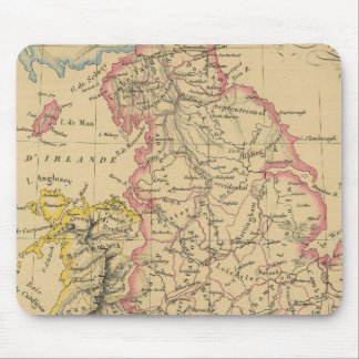 Inglaterra 4 mouse pads