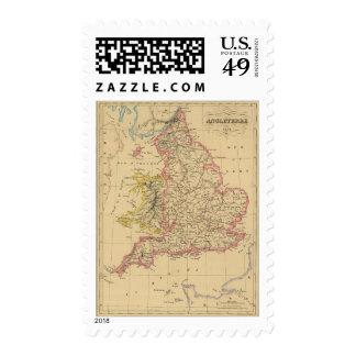 Inglaterra 4 sello