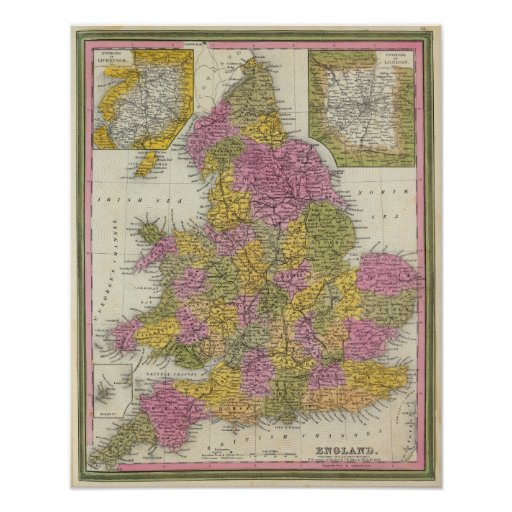 Inglaterra 7 poster