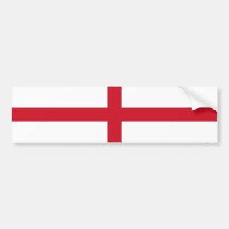Inglaterra/bandera inglesa pegatina para auto