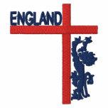 Inglaterra bordó POLO para hombre