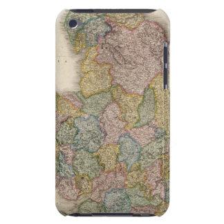 Inglaterra compuesta iPod touch Case-Mate fundas