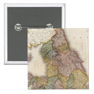 Inglaterra compuesta pin