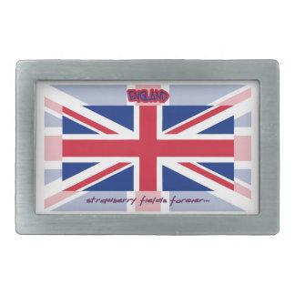Inglaterra el | Reino Unido Hebillas Cinturón