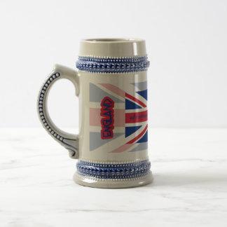Inglaterra el | Reino Unido Jarra De Cerveza