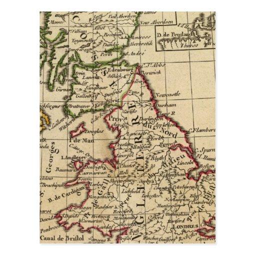 Inglaterra, Escocia, Irlanda Postales