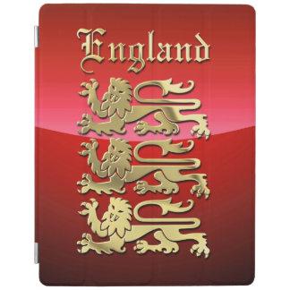 Inglaterra - escudo de armas cubierta de iPad