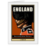 Inglaterra Felicitación