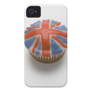 Inglaterra, Gran Bretaña, inglés, Union Jack, hada Case-Mate iPhone 4 Protectores