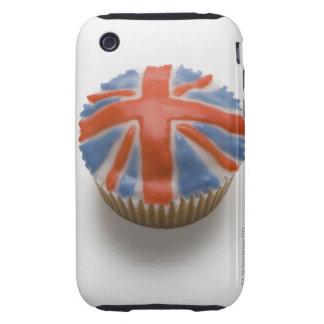 Inglaterra, Gran Bretaña, inglés, Union Jack, hada Tough iPhone 3 Protector