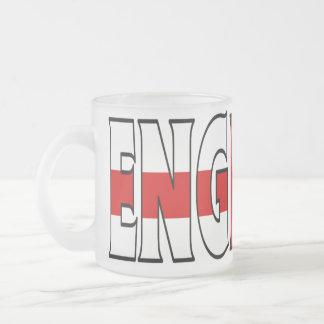 Inglaterra heló la taza