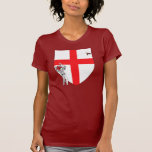 Inglaterra incinera la victoria 2009 camiseta