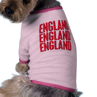 Inglaterra Inglaterra Inglaterra Prenda Mascota