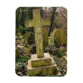 Inglaterra, Londres, cementerio de Highgate, Imanes Flexibles