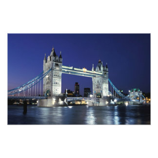 Inglaterra, Londres, puente 3 de la torre Fotografia