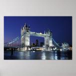 Inglaterra, Londres, puente 3 de la torre Impresiones