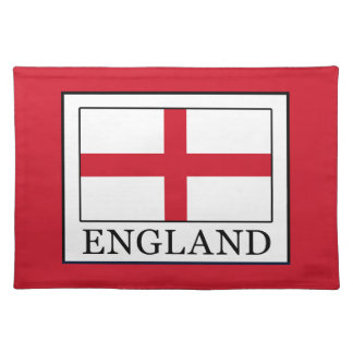 Inglaterra Mantel Individual