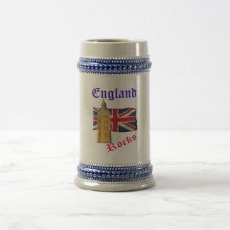 Inglaterra oscila a Stein Taza De Café