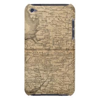 Inglaterra, País de Gales 5 Case-Mate iPod Touch Fundas